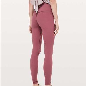 "NWT Lululemon Align Pant Super HR 28"" $98-Size 10"
